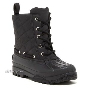 Sperry- Quilted Waterproof Boot